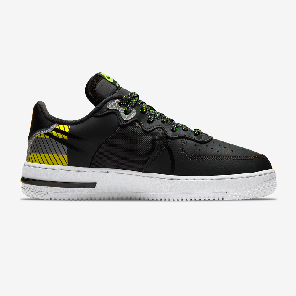 Nike-Air Force 1 React LX-Anthracite-CT3316-003