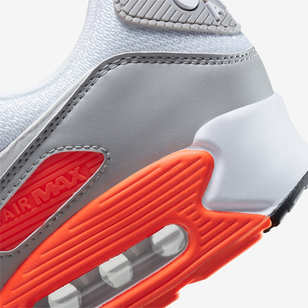 Nike-Air Max 90-Hyper Orange-CT4352-103