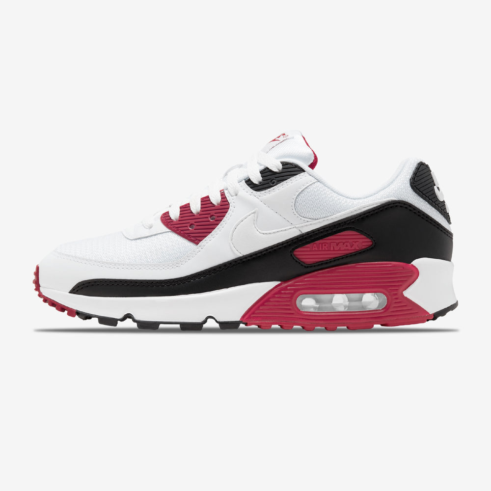 Nike-Air Max 90-New Maroon-352-104