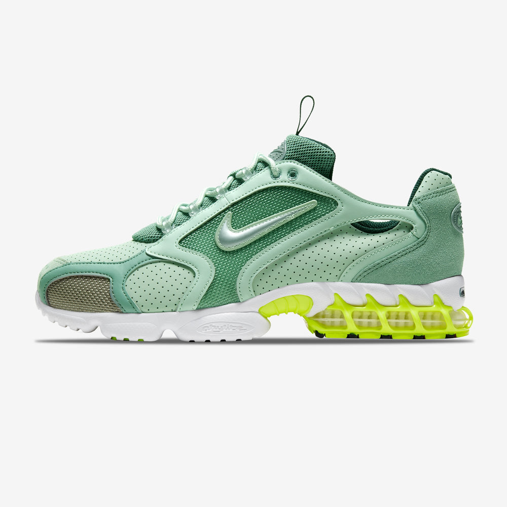 Nike-Air Zoom Spiridon Cage 2-Pistachio Frost-CW5376-301