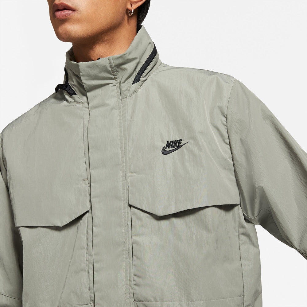 Nike-Hooded M65 Jacket-Light Army-CZ9879-320