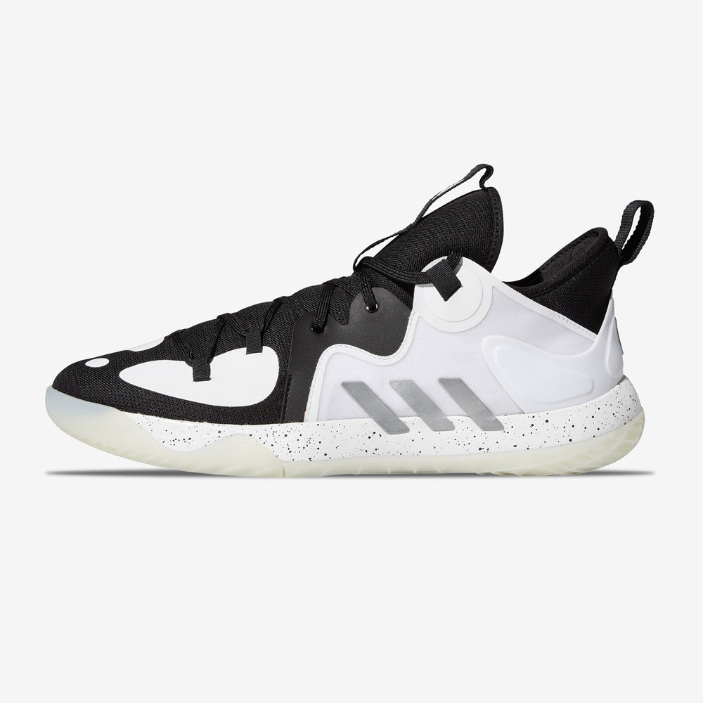 Adidas-Harden Stepback 2-Core Black Yellow-FZ1384