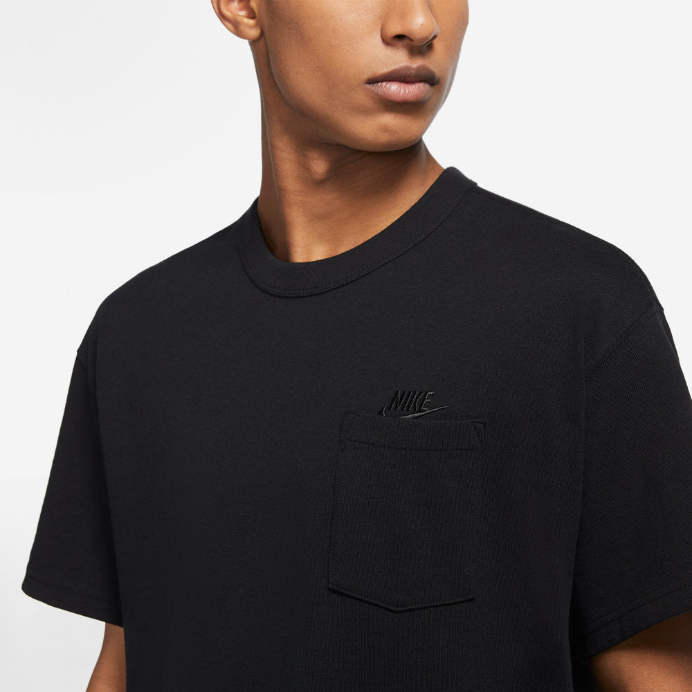 Nike-Short Sleeve T-Shirt-Black-DB3249-010