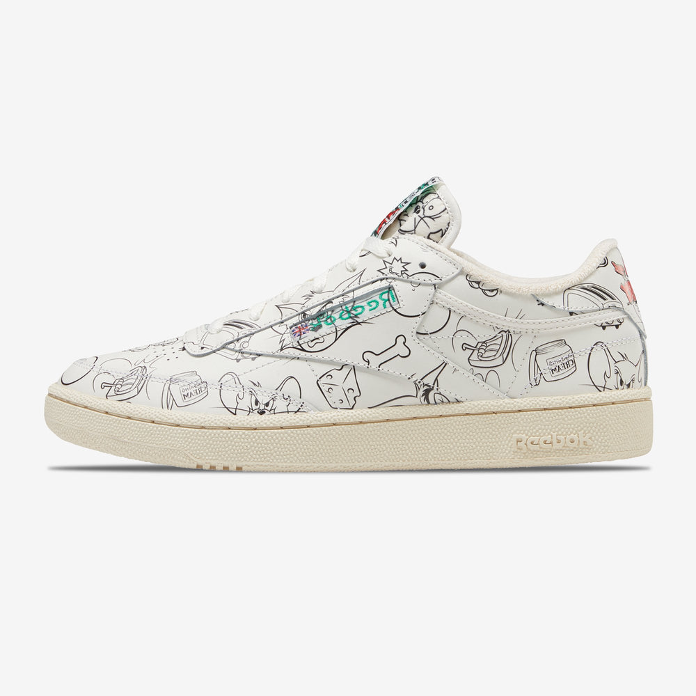 Reebok-Club C 85 MU-Tom & Jerry-FX4011