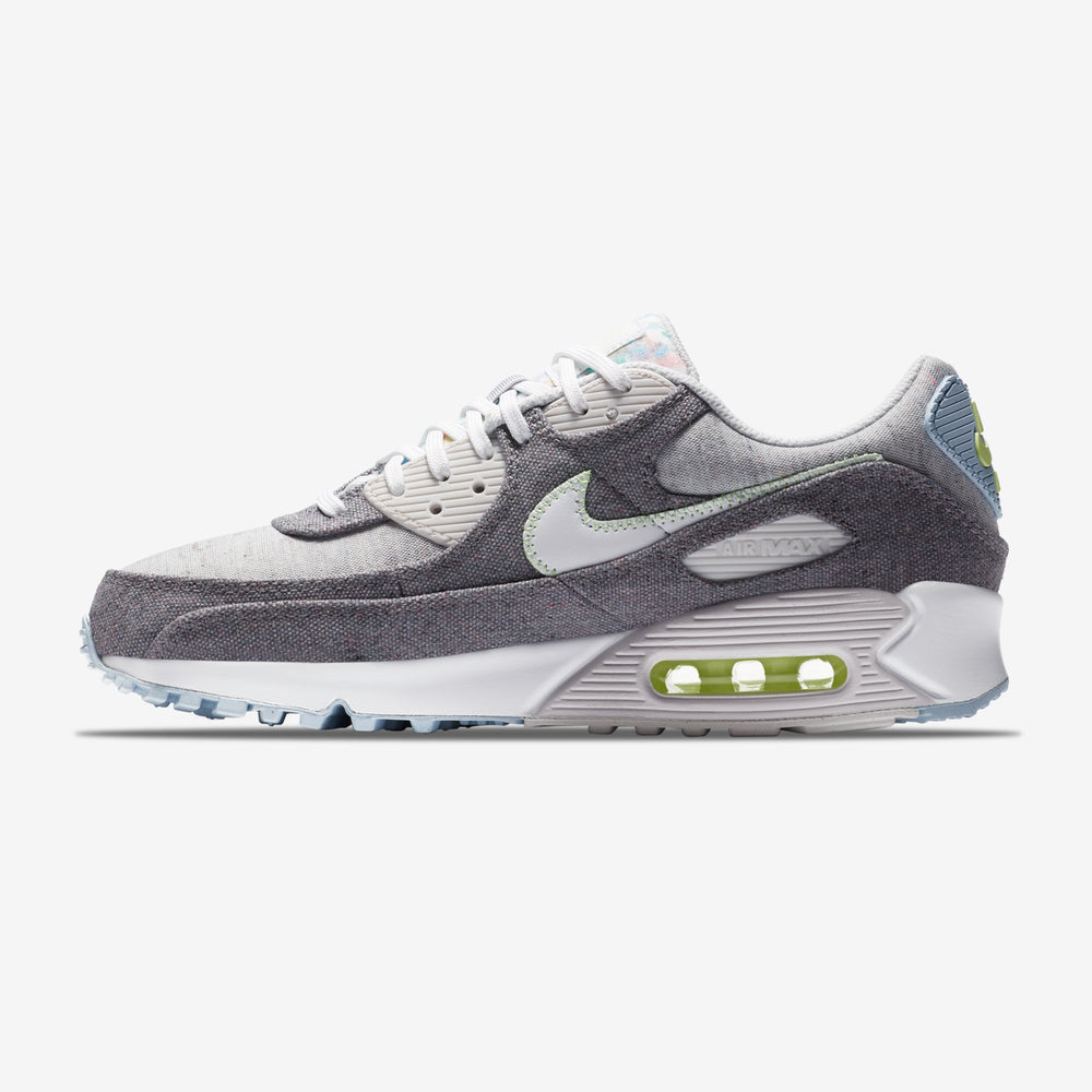 Nike-Air Max 90-Recycled Canvas-CK6467-001