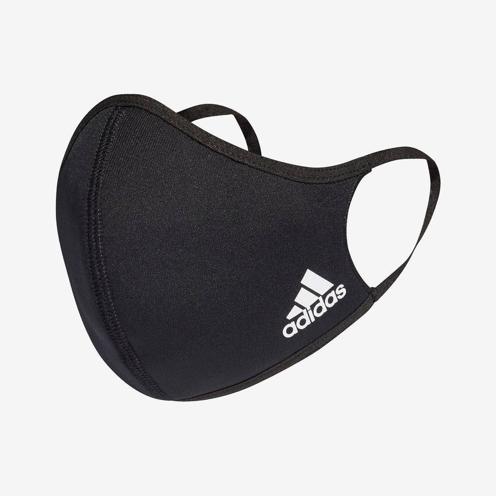 Adidas-Facecover 3-Pack-Black-H08837