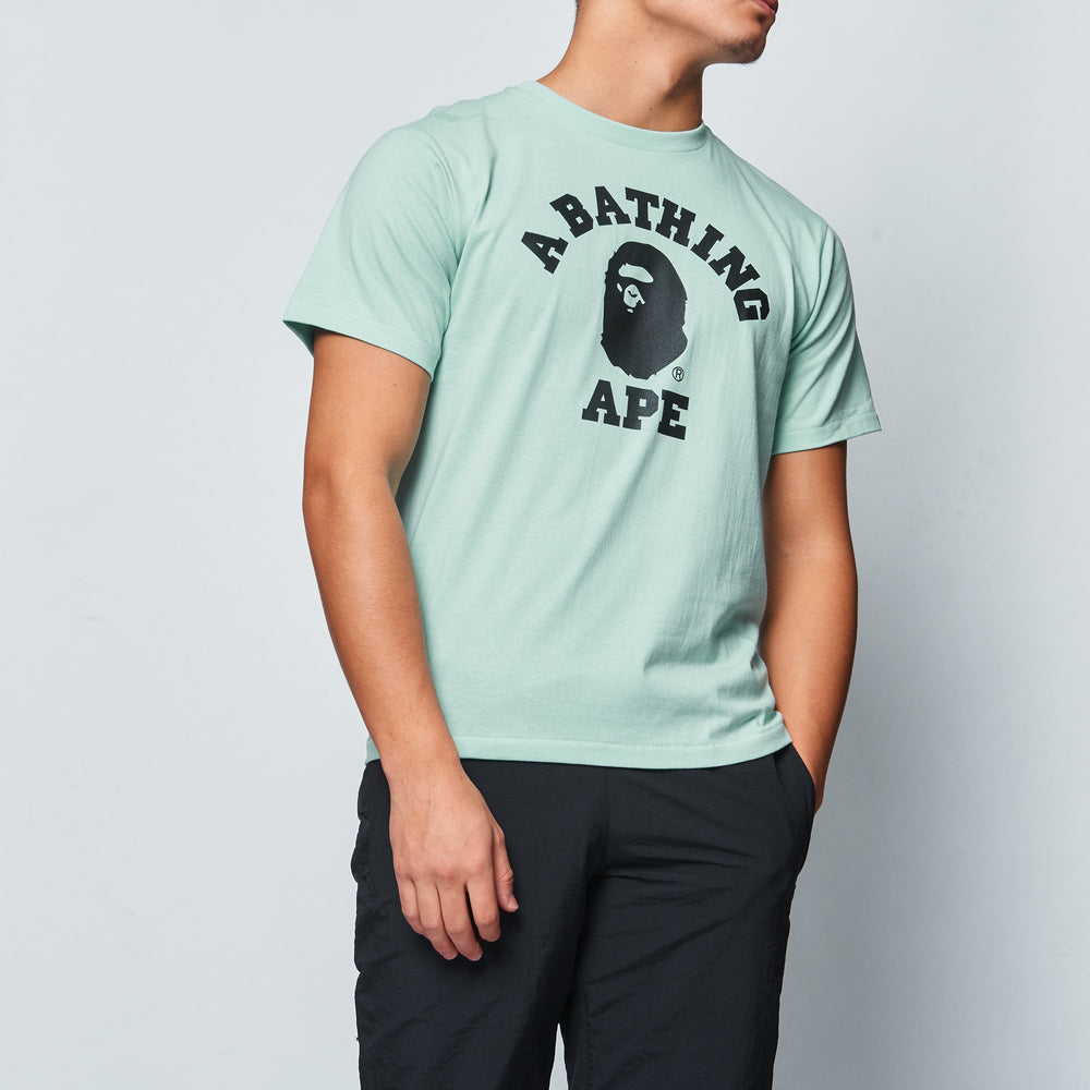 T-Shirt Bape-Mint Green