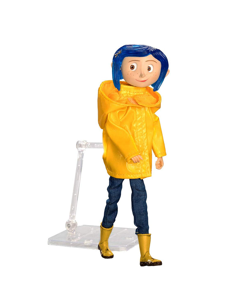 Coraline Coraline In Yellow Raincoat Articulated Figure Toyselect Net