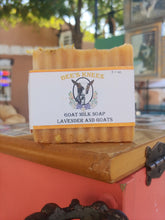 Load image into Gallery viewer, Bee's Knees Goat Milk Soap