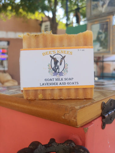Bee's Knees Goat Milk Soap