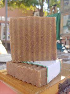Summer Orchard Gaot Milk Soap