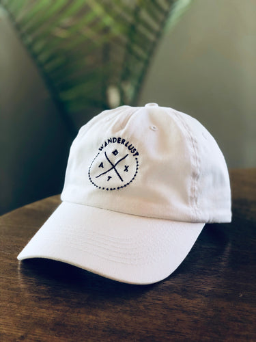 Wanderlust Hat (any hat) $3