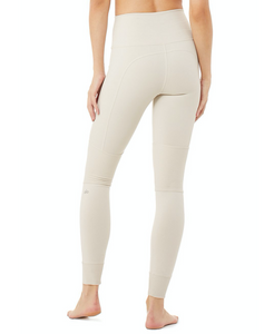 High-Waist Avenue Leggings (BONE)