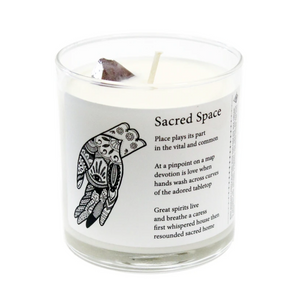 Sacred Space Candle