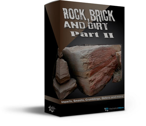 Rock Brick and Dirt - Part II
