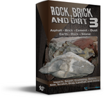 Rock Brick And Dirt 3 - Mechanical Wave - Sound Effects Library
