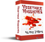Vegetable Massacres - Mechanical Wave - Sound Effects Library