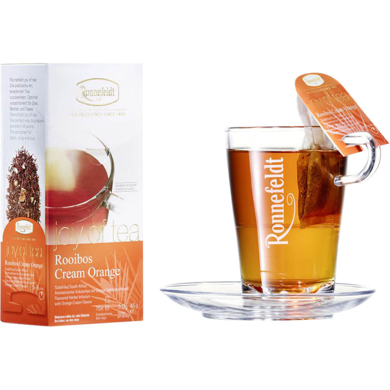 Joy of Tea Rooibos Cream Orange