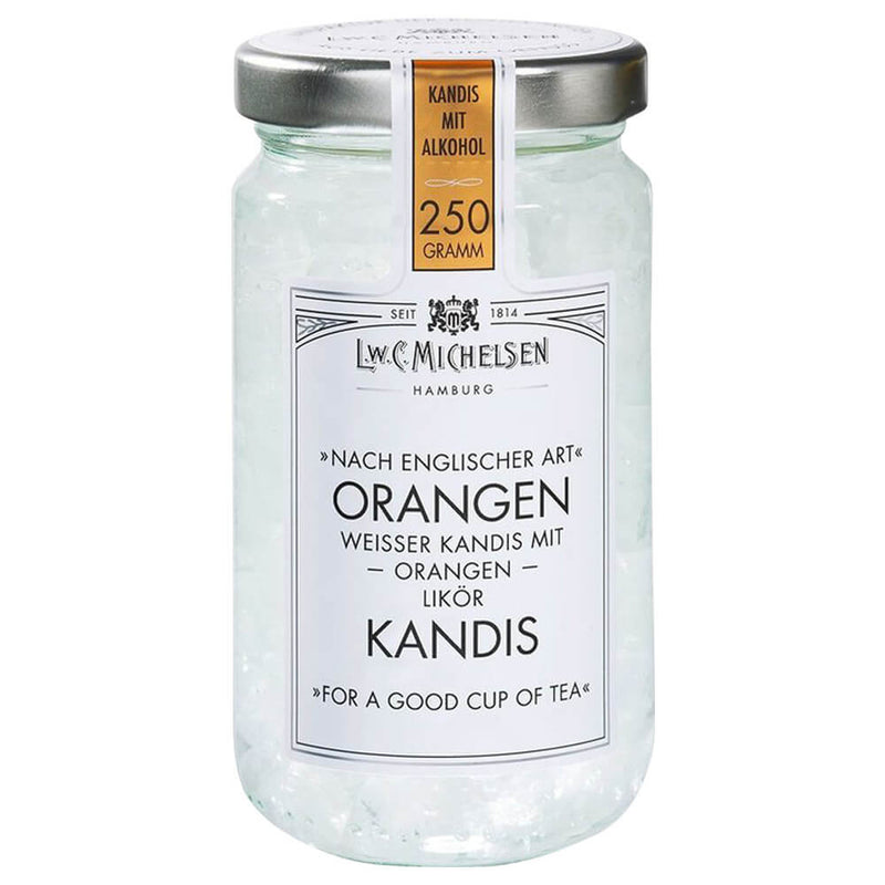 English Orange Kandis