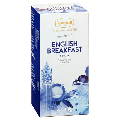 Teebeutel English Breakfast