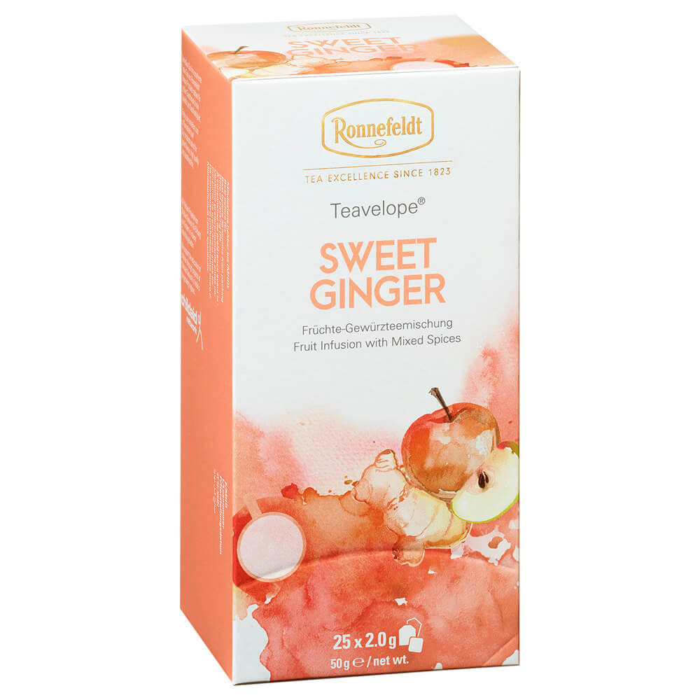 Teebeutel Sweet Ginger