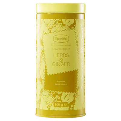 Ronnefeldt Tea Couture Herbs & Ginger Dose