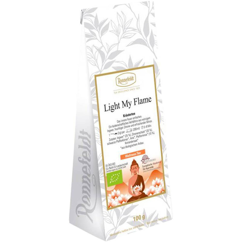 Ayurveda Tee Light My Flame bio lose