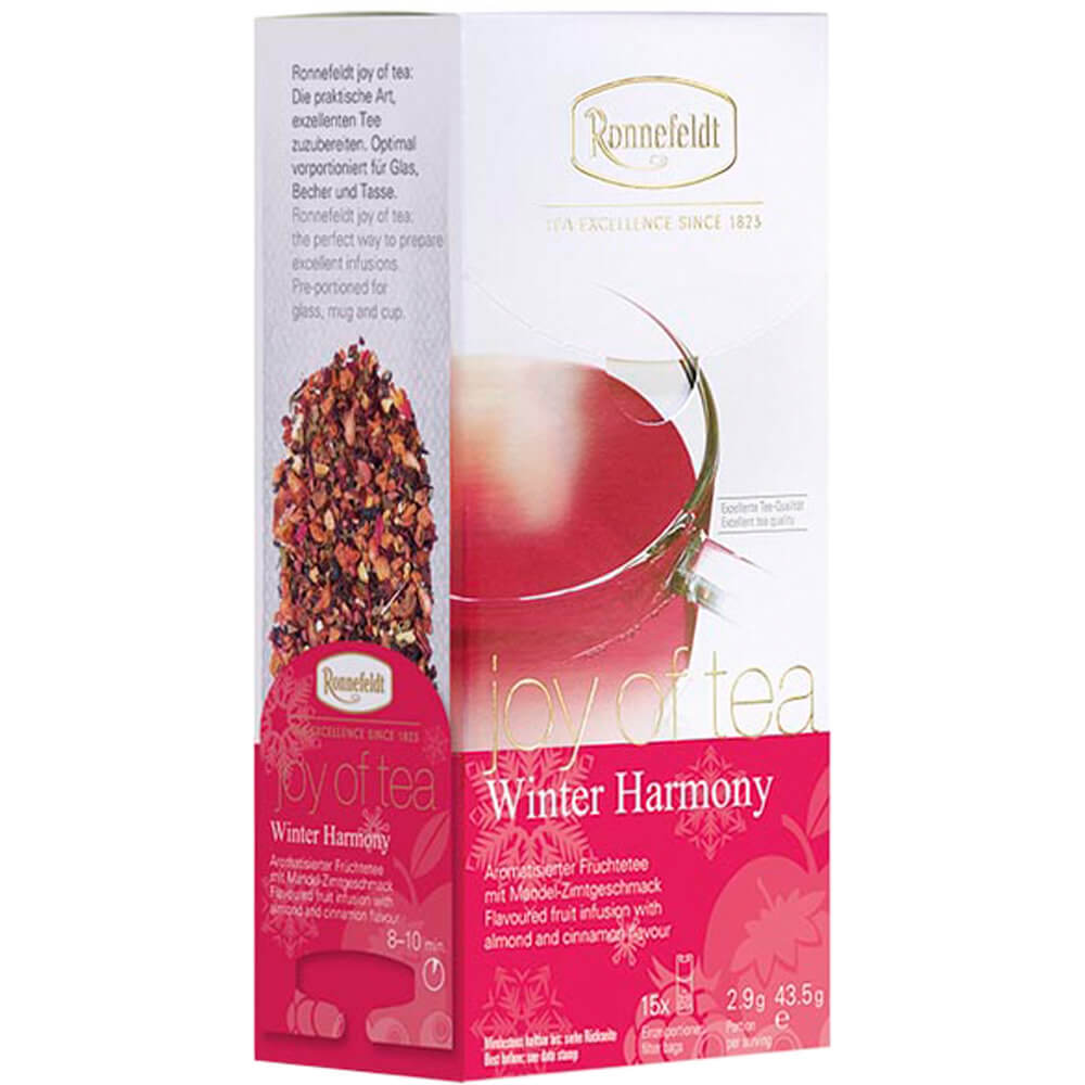 Ronnefeldt Joy of Tea Winter Harmony Packung