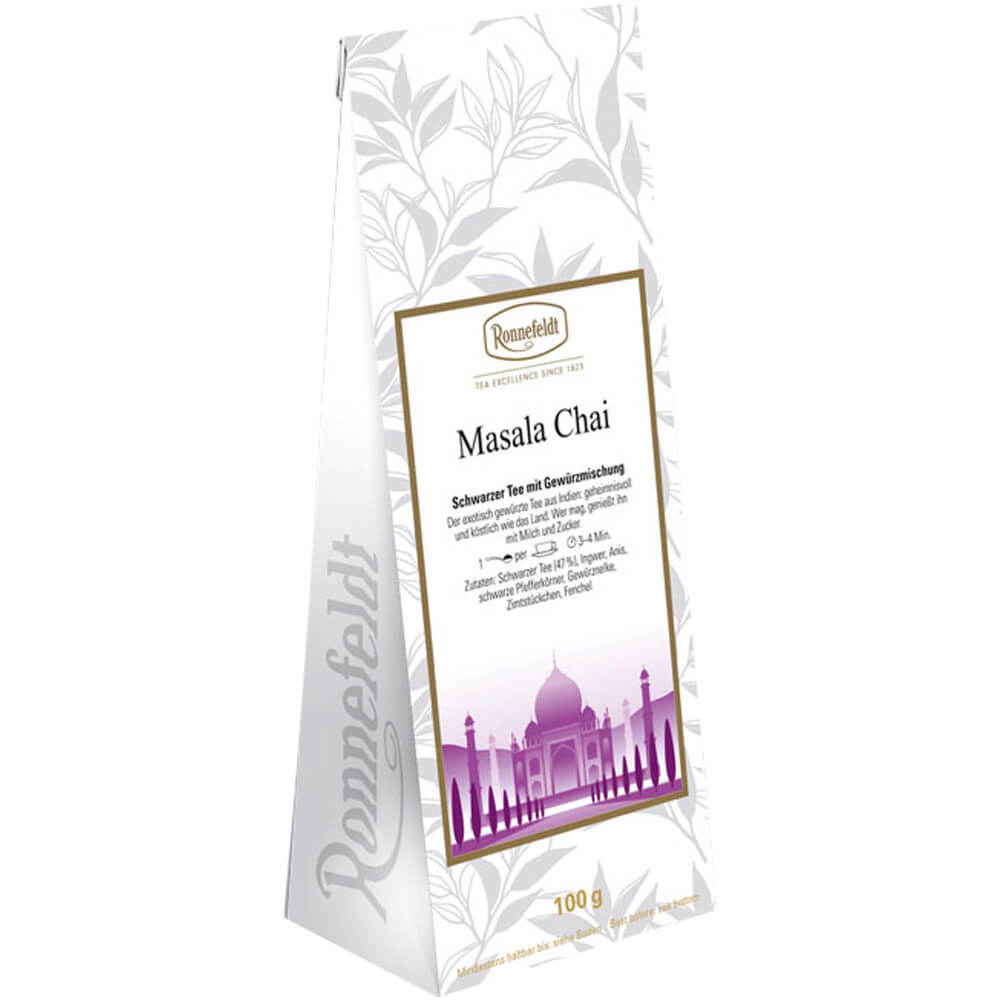 Ronnefeldt Masala Chai Packung