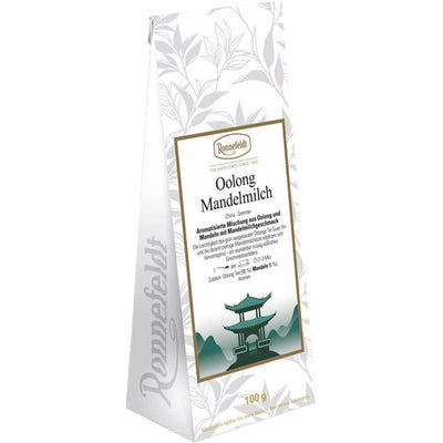 Ronnefeldt Oolong Mandelmilch Packung