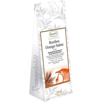 Rooibos Orange-Sahne Packung