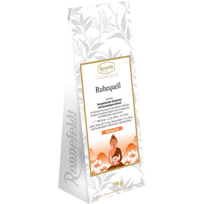 Wellness Tee Ruhequell Packung