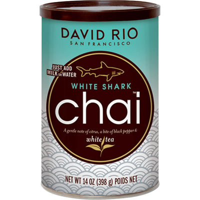 David Rio White Shark Chai Dose