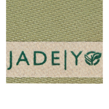 "Load image into Gallery viewer, Harmony Yoga Mat Long 74"" - Olive - JadeYoga Singapore"