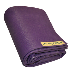 Voyager Yoga Mat - Purple - JadeYoga Singapore