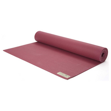 "Load image into Gallery viewer, Harmony Yoga Mat 68"" - Raspberry - JadeYoga Singapore"