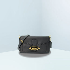 Jade Messenger Crossbody Bag