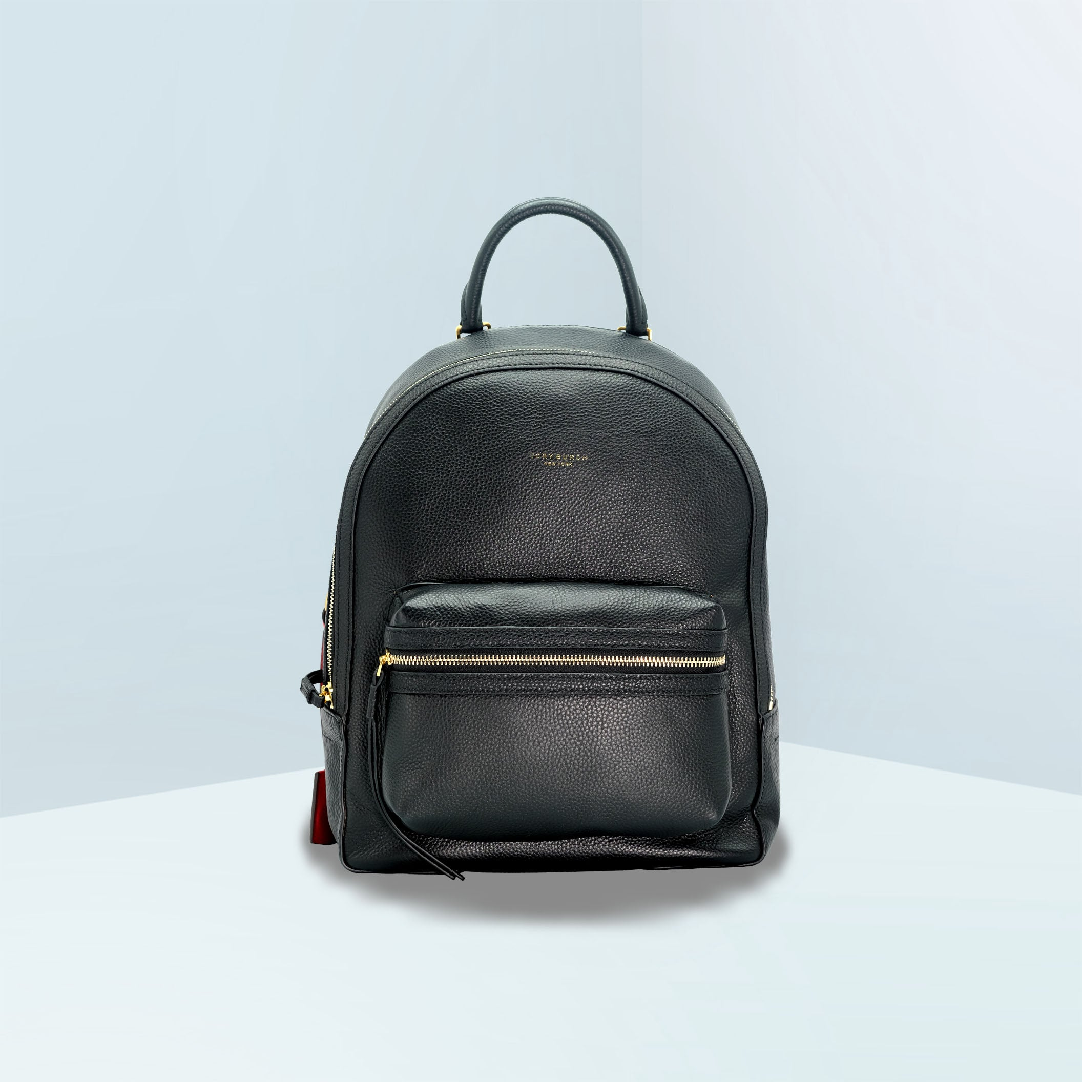 Perry Leather Backpack