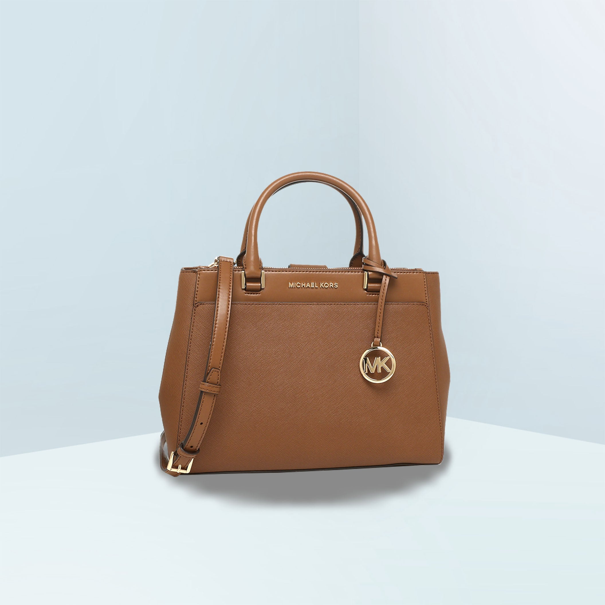 Adrienne Kellen Large Satchel Bag