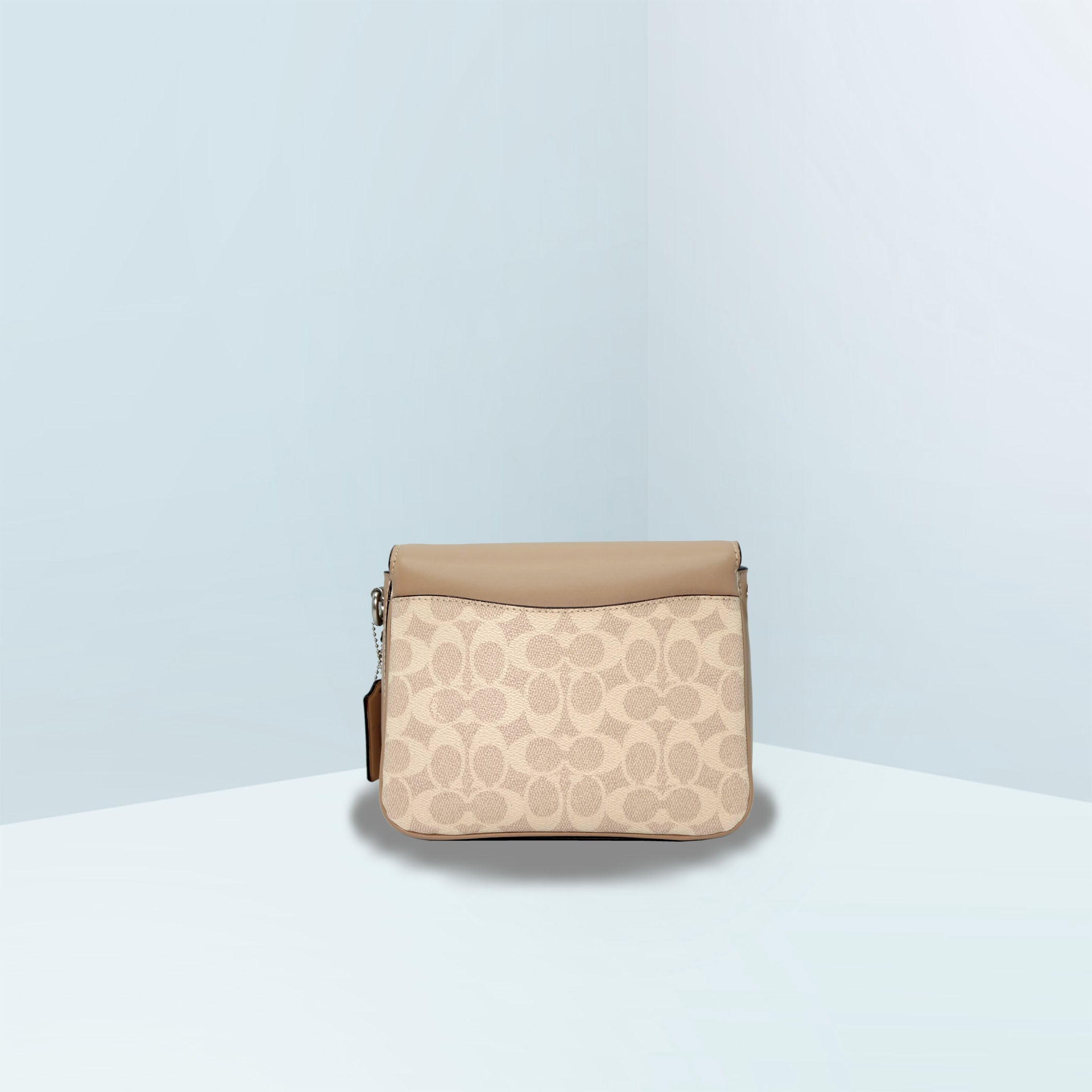 Cassie In Signature Canvas Crossbody Bag