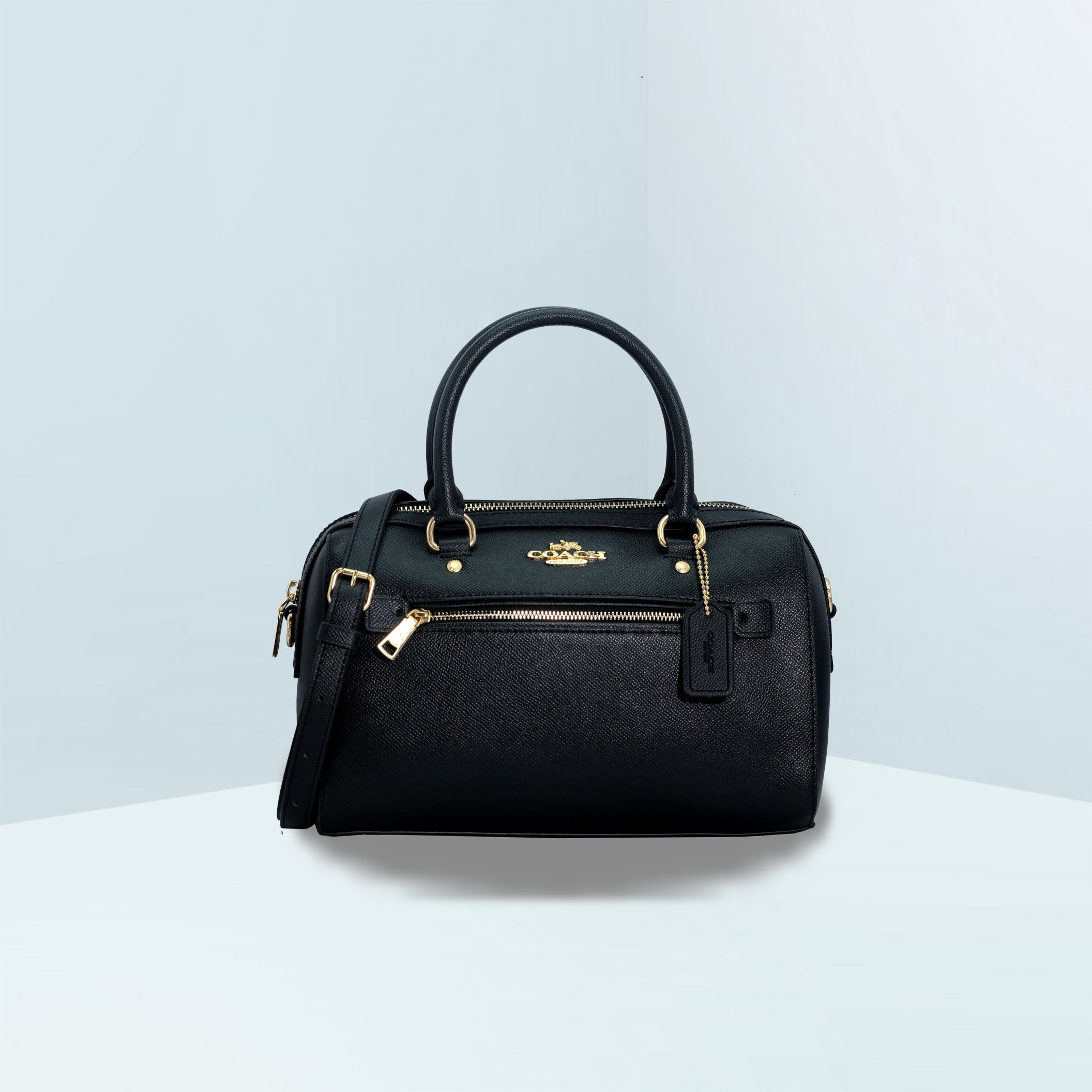 Rowan Leather Satchel