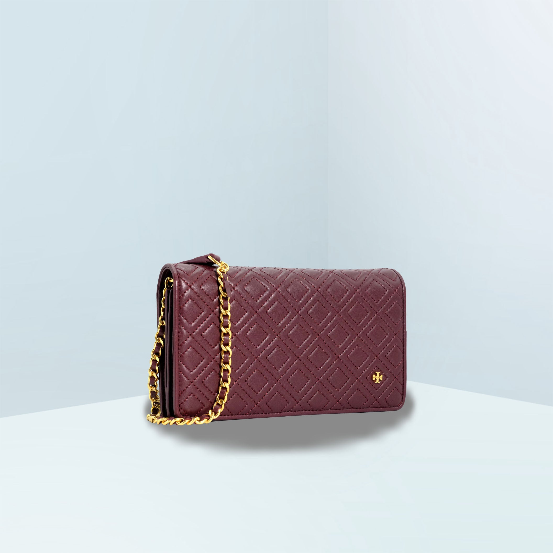 Fleming Flat Wallet Crossbody Bag