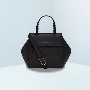 Half Moon Small Satchel Bag