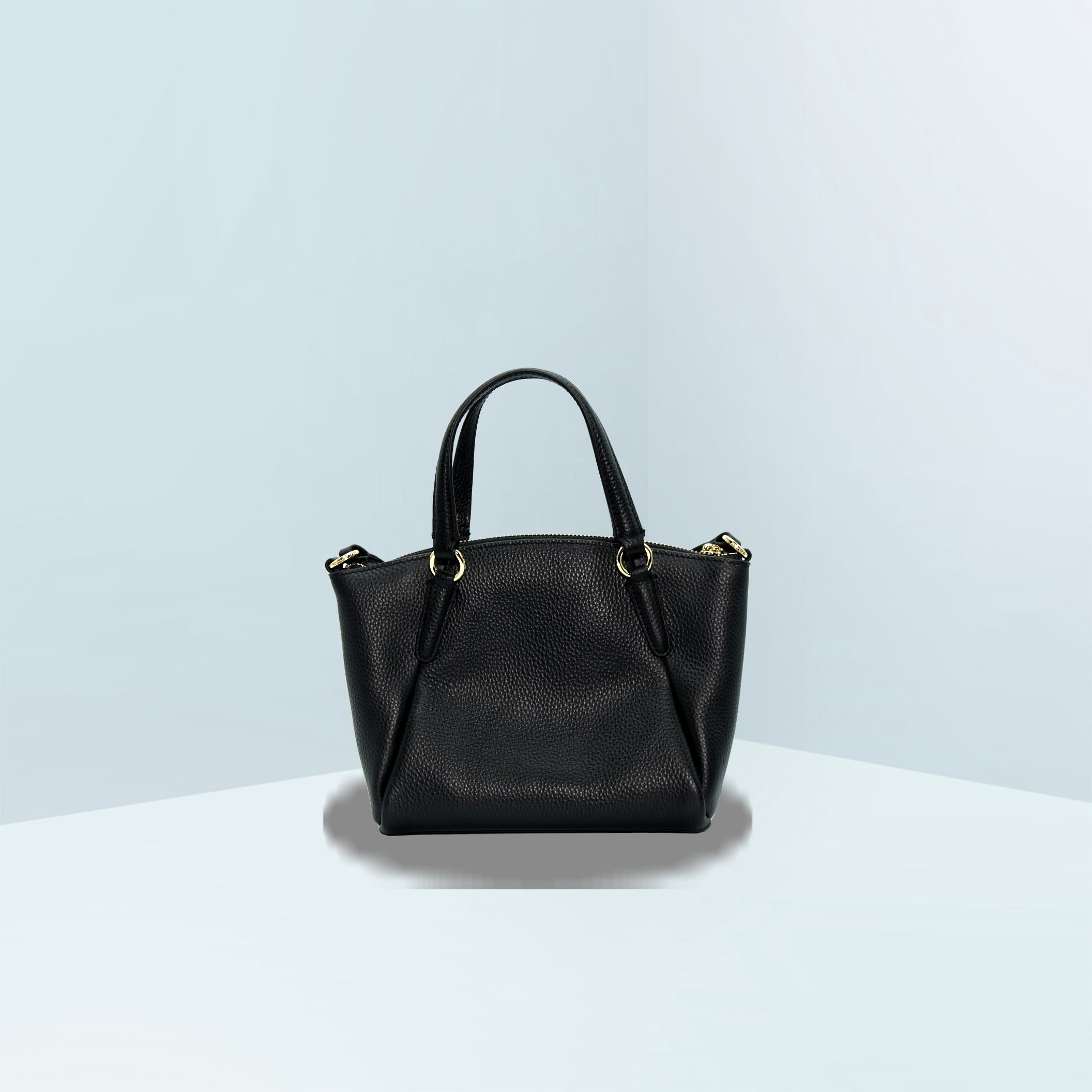 Kelsey Mini Satchel Bag