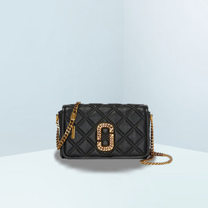The Status Flap Crossbody Bag