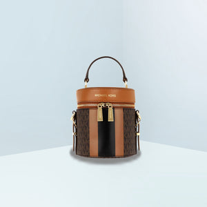 Bedford Travel Barrel Crossbody