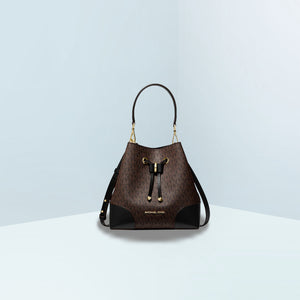 Mercer Gallery Small Logo Shoulder Bag