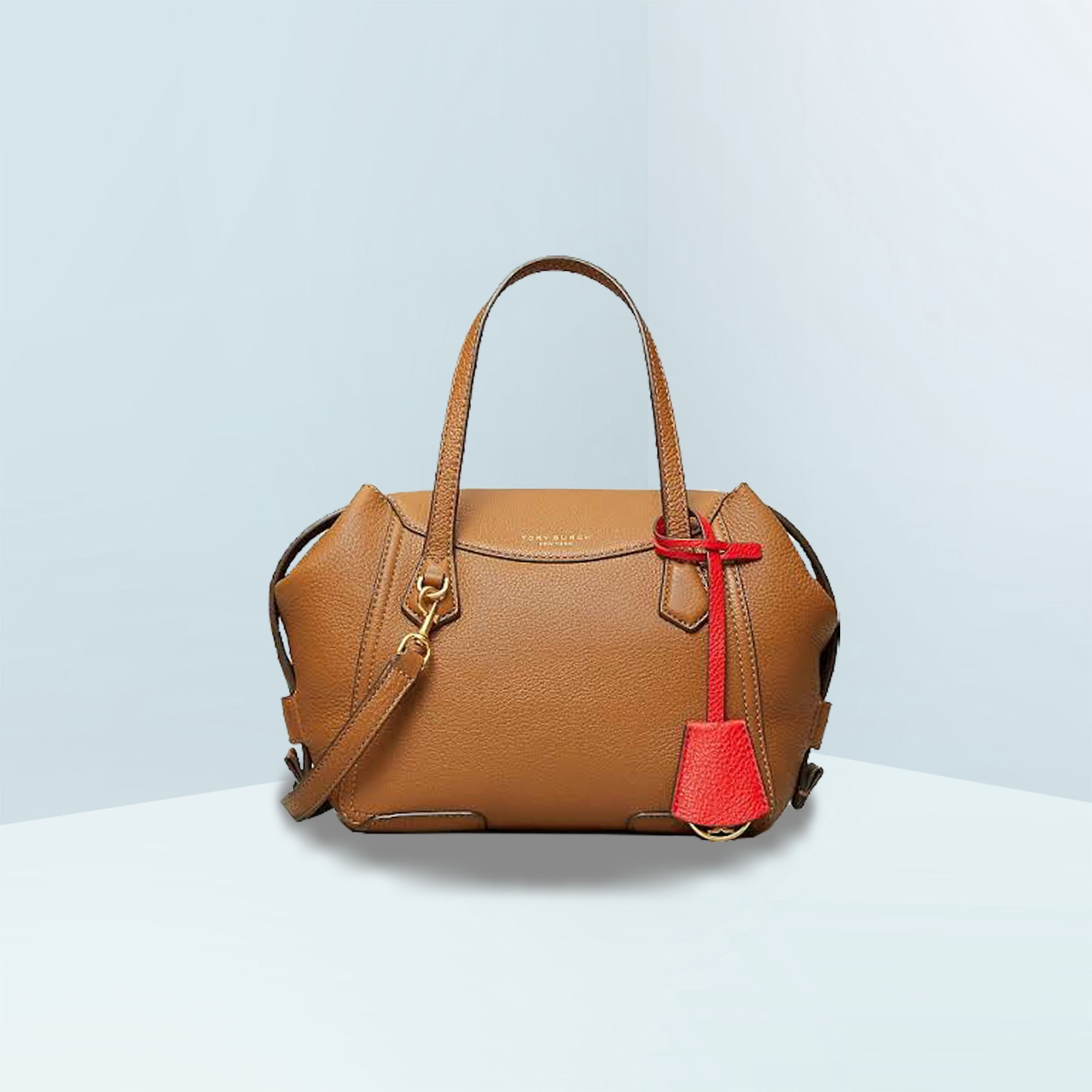 Perry Small Satchel Bag