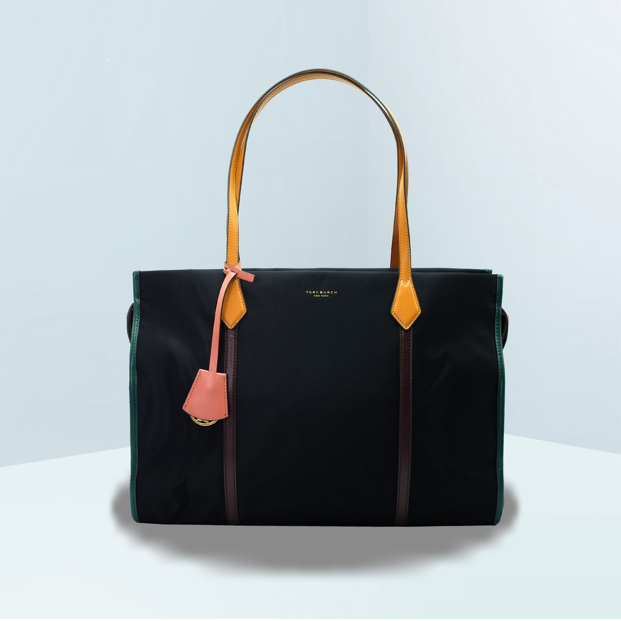 Perry Nylon Oversized Tote Shoulder Bag