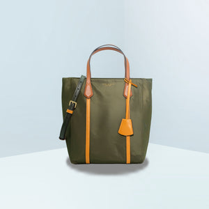 Perry North/South Nylon Tote